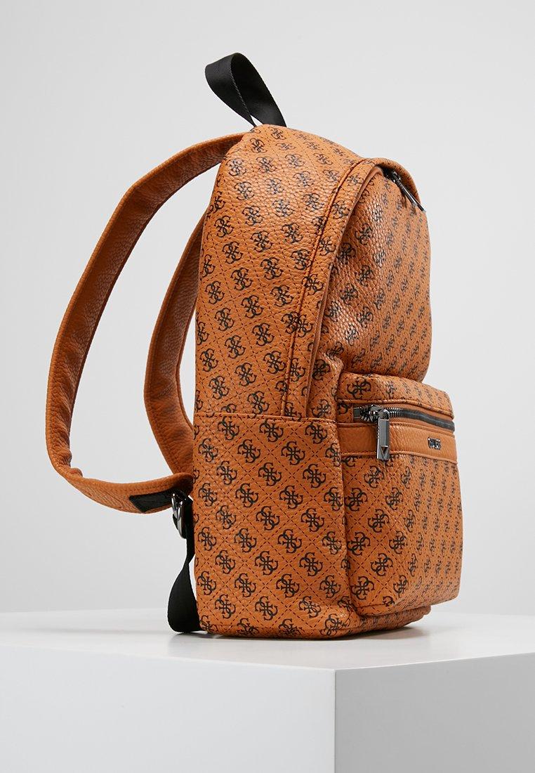 Guess City Logo Backpack - Sac À Dos Orange