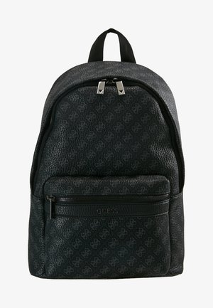 CITY LOGO BACKPACK - Mochila - black