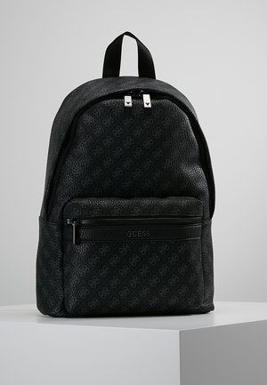 CITY LOGO BACKPACK - Reppu - black