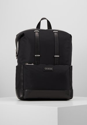 NEW MILANO BACKPACK - Reppu - black