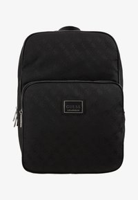 Guess - DAN LOGO BACKPACK - Reppu - black - 6