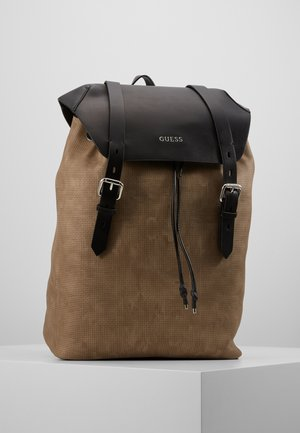 DAN COMPACT BACKPACK - Reppu - sand