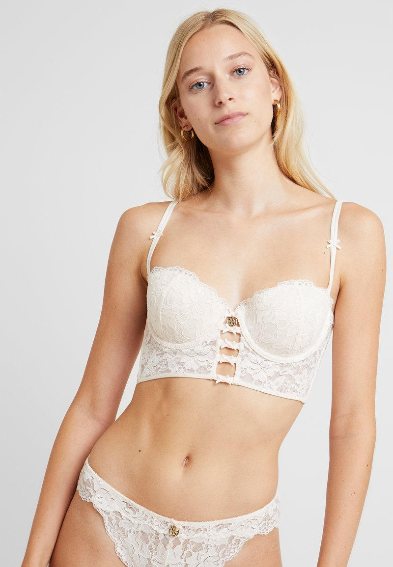 Guess - BRALETTE - Bügel BH - dusty cream