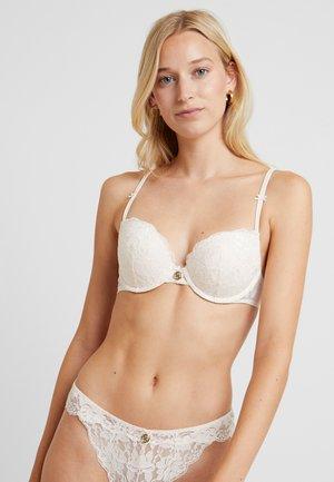 Push-up bra - dusty cream