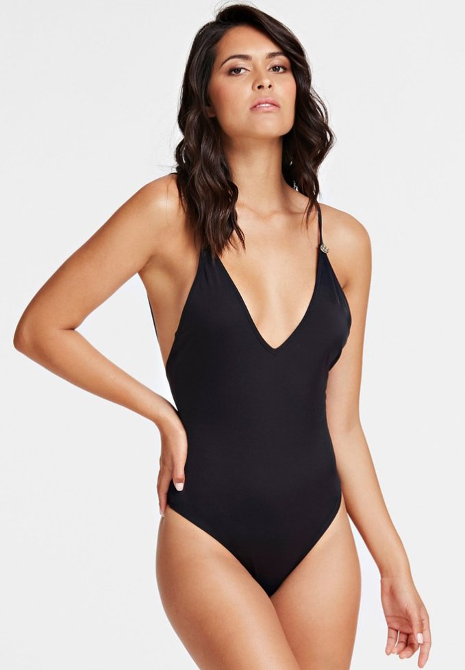 Guess - Swimsuit - black