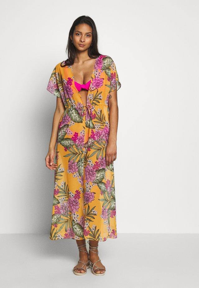 DRESS BEACHWR WOMAN - Akcesoria plażowe - orange