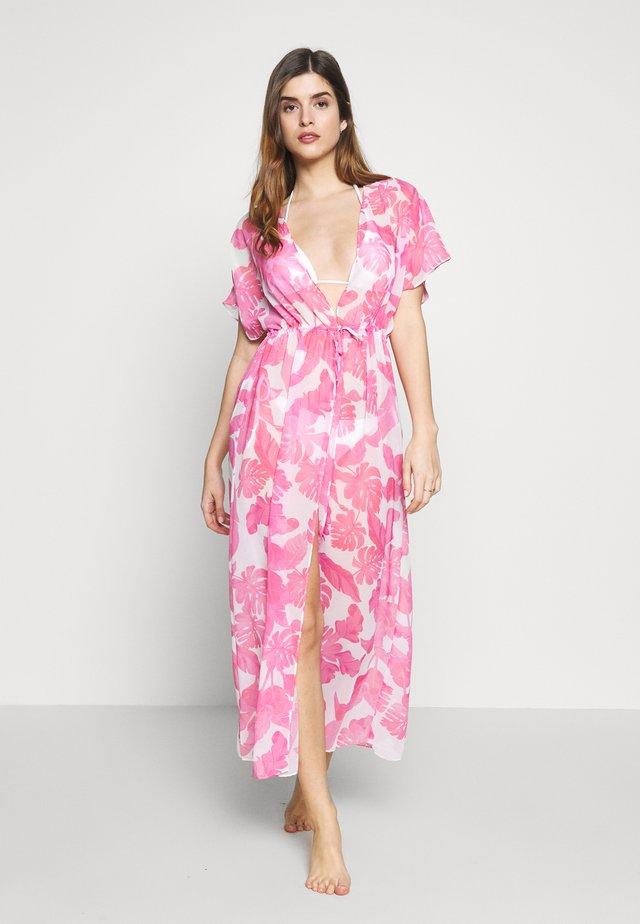 DRESS BEACHWR WOMAN - Akcesoria plażowe - tropical print