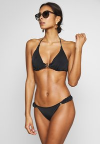 Guess - ICON WIRED CUP - Bikinitopp - jet black - 1
