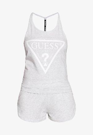 SHORT SET - Pijama - grey