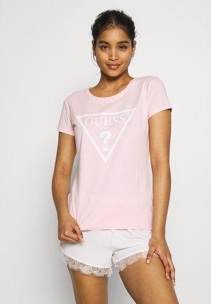CREW NECK - Nachtwäsche Shirt - rose shadow