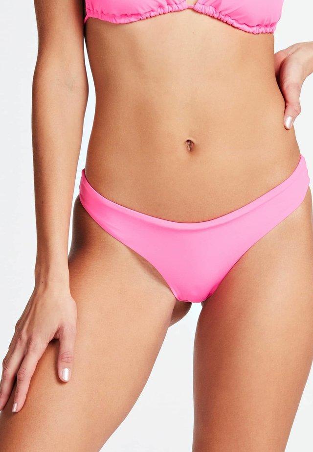 BIKINI-BRASILSLIP LOGODREIECK - Bikini-Hose - light pink