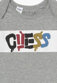 Guess - 2 PACK - Geboortegeschenk - grey/white - 4