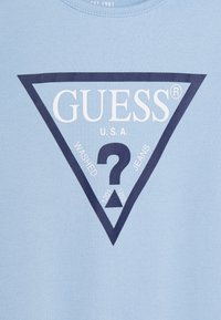 Guess - OVERALL CORE BABY - Regalos para bebés - frosted blue - 5