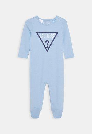 OVERALL CORE BABY - Geboortegeschenk - frosted blue