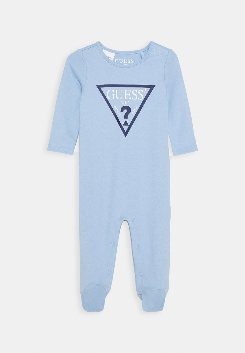 Guess - OVERALL CORE BABY - Regalos para bebés - frosted blue