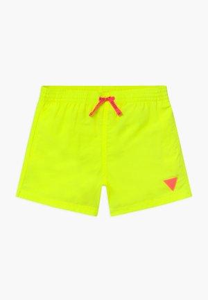 JUNIOR MINI ME - Badeshorts - jaune/fluo yellow