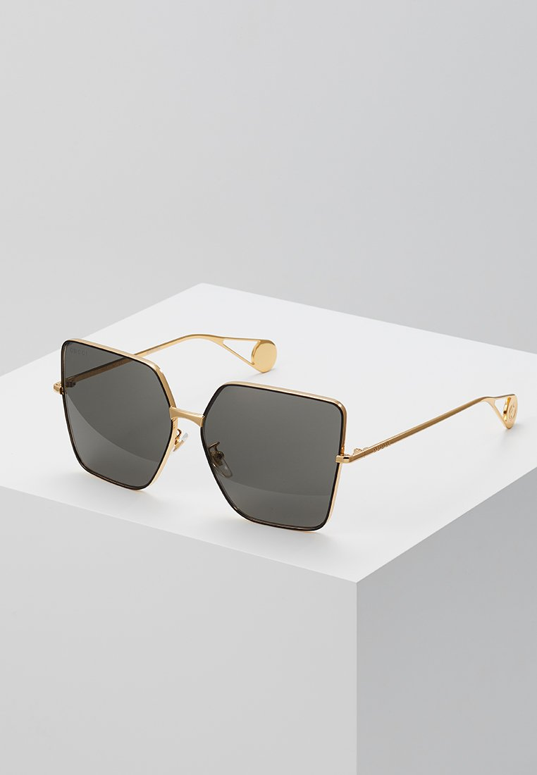 Gucci - Sonnenbrille - gold-coloured/grey