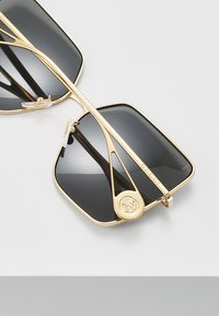 Gucci - Sonnenbrille - gold-coloured/grey - 4