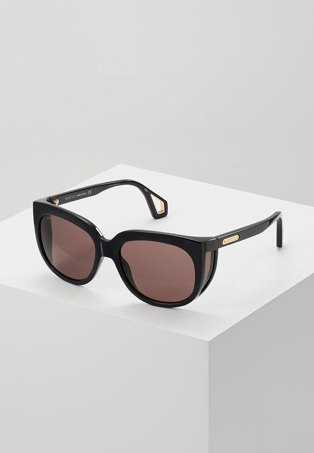 Solbriller - black/brown
