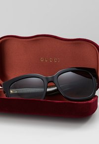 Gucci - Sunglasses - black/green/grey - 2