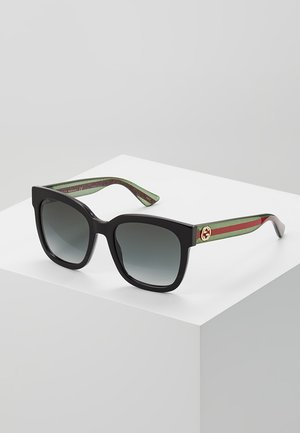 Sunglasses - black/green/grey