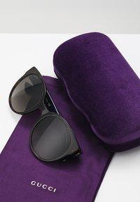 Gucci - Sonnenbrille - havana/blue/brown - 2
