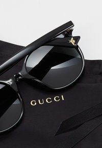 Gucci - Sonnenbrille - black/grey - 4
