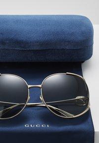 Gucci - Sonnenbrille - gold/grey - 2