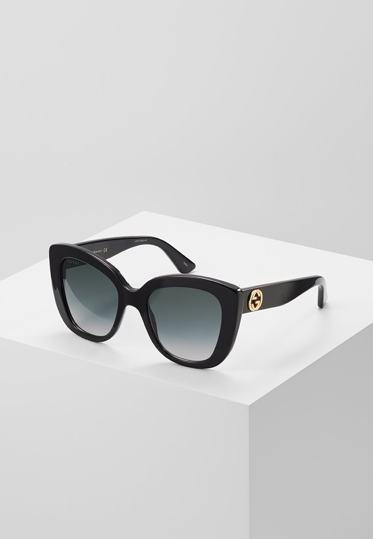 Gucci - Lunettes de soleil - black/grey