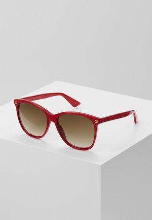 Solbriller - red/brown