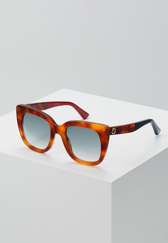Sonnenbrille - havana/grey