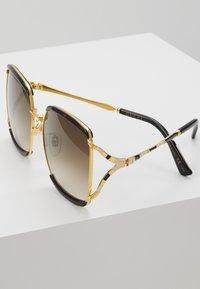 Gucci - Sonnenbrille - havana/gold - 3