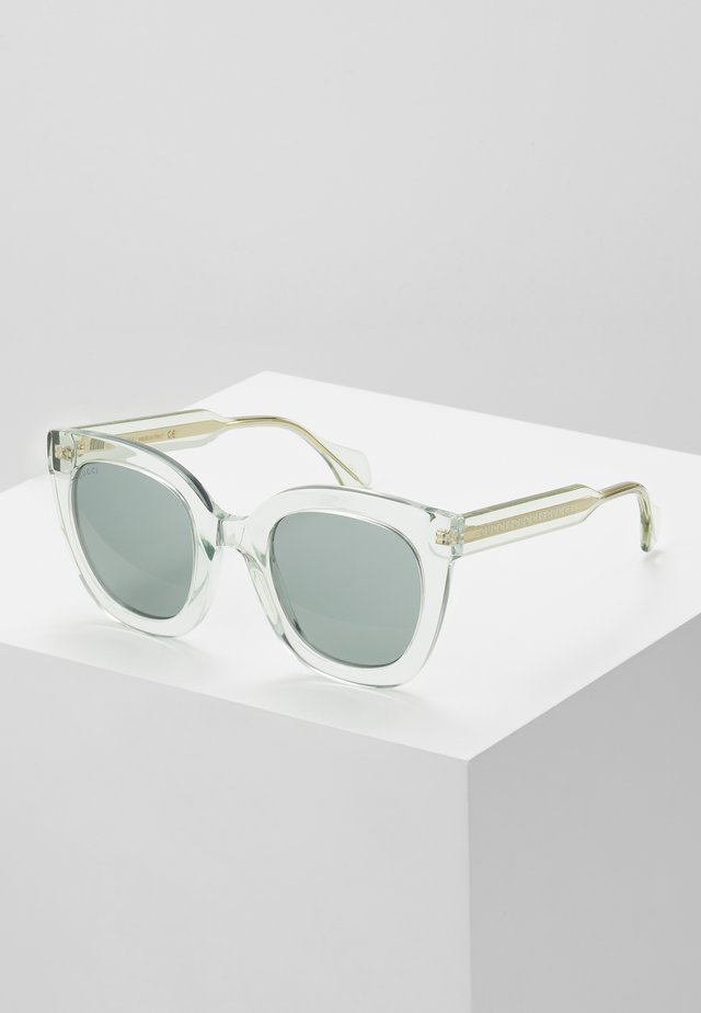 Sluneční brýle - green