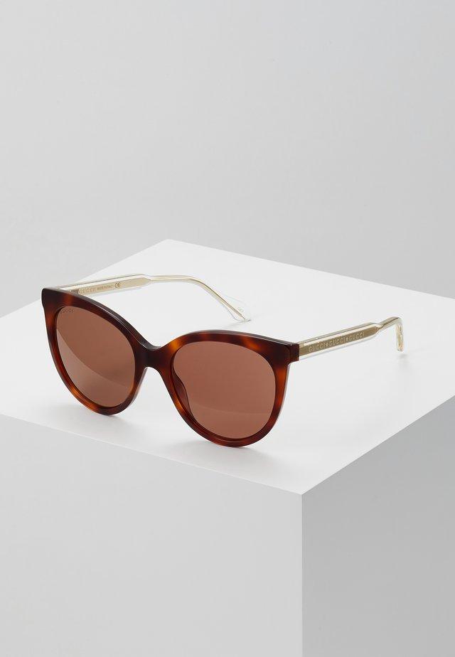 Occhiali da sole - havana/brown