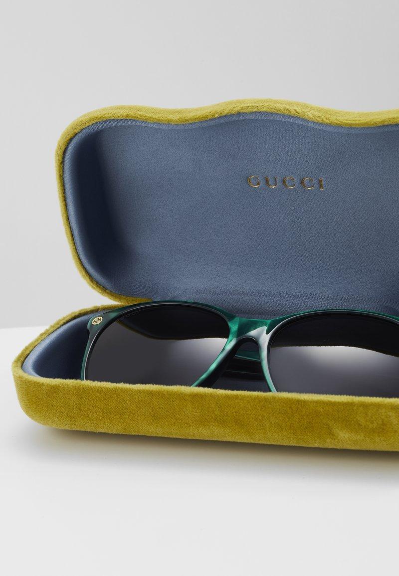 Gucci - Sunglasses - gree/brown