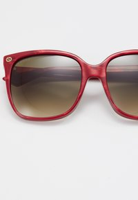 Gucci - Solbriller - red/brown - 4