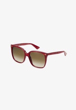 Sluneční brýle - red/brown