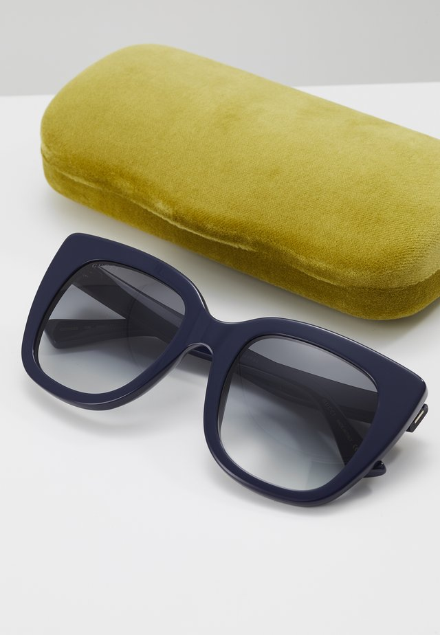 Sonnenbrille - blue/grey