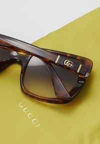 Gucci - Zonnebril - havana/brown - 4