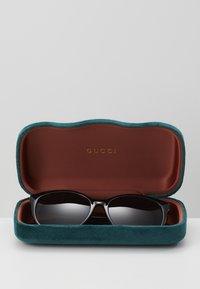 Gucci - Sonnenbrille - havana brown - 3