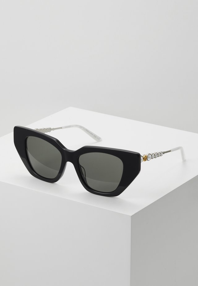 Solbriller - black/silver/grey
