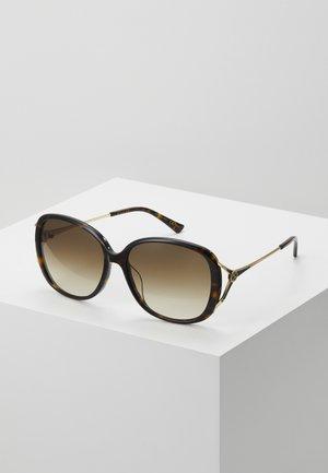 Sunglasses - havana/gold-coloured/brown
