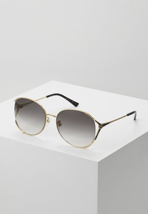 Lunettes de soleil - gold-coloured/grey