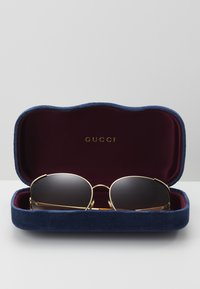 Gucci - Sonnenbrille - gold-coloured/brown - 3