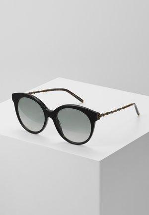 Sluneční brýle - black/gold-coloured/grey