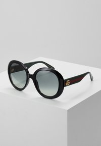 Gucci - Solbriller - black/green/grey - 0