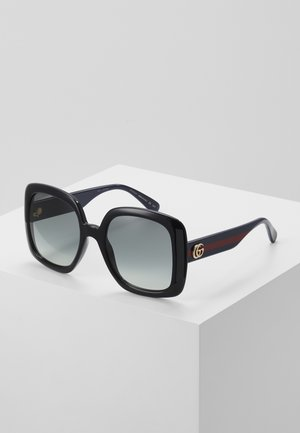 Sunglasses - black/blue/grey