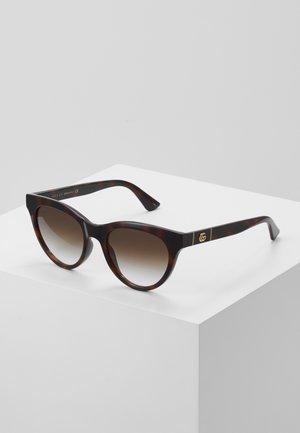 Sonnenbrille - havana/brown