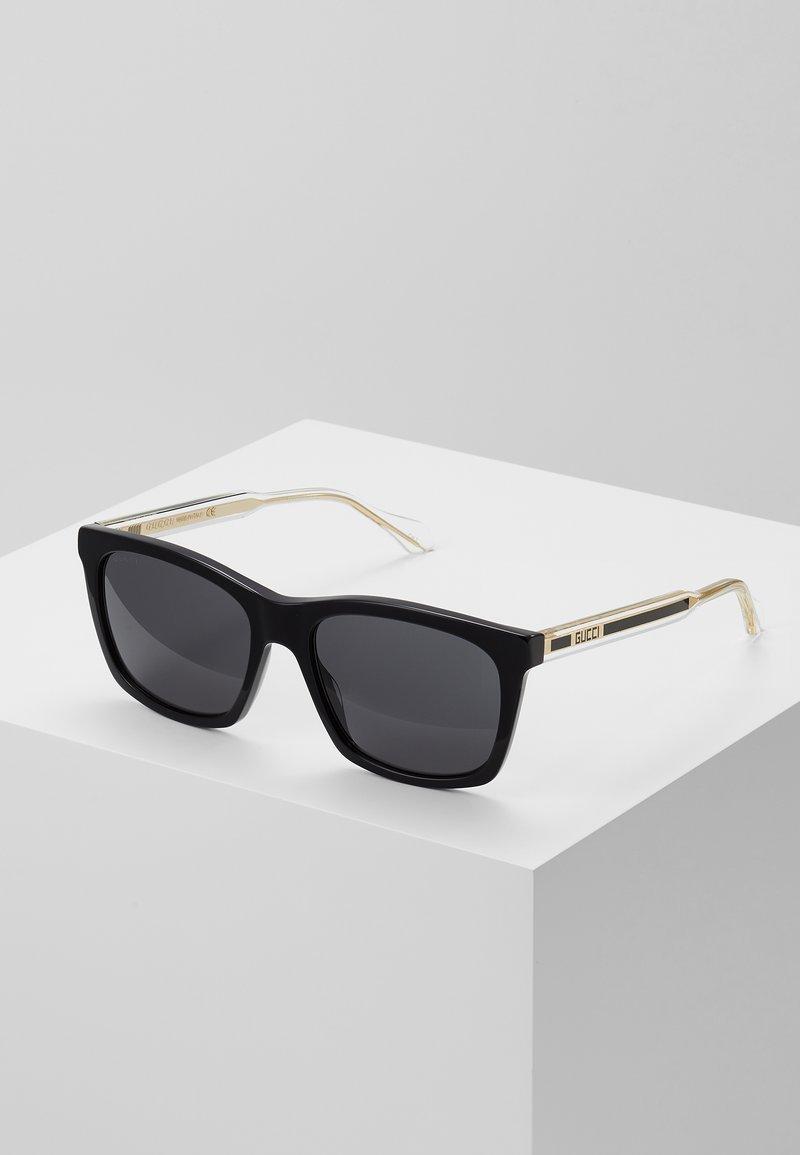 Gucci - Zonnebril - black/crystal/grey