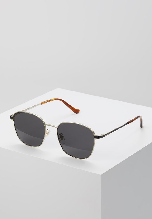 Okulary przeciwsłoneczne - gold-coloured/black/grey